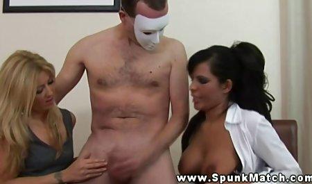 شوهر لینک مستقیم فیلم پورن با همسر و دوست دختر شلوغ او سرگرم کننده است
